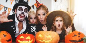 Halloween - 4 skremmende gode vasketips