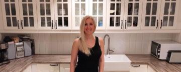 Marianne Saltnes Fagerli vant vaskehjelp et helt år